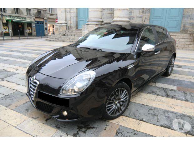 alfa romeo giulietta collezione 170 besancon 25000 voiture occasion pas cher. Black Bedroom Furniture Sets. Home Design Ideas