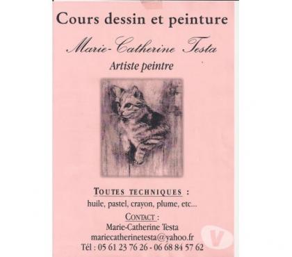 Photos Vivastreet Cours de dessin et de peinture à Toulouse