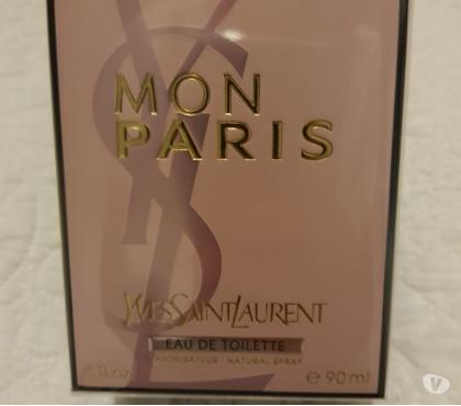 Photos Vivastreet Parfum femme Mon Paris de Yves saint Laurent 90ml edt