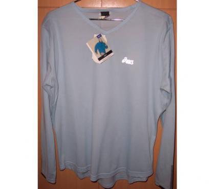 Photos Vivastreet Tee Shirt femme ASICS manches longues taille 42 NEUF