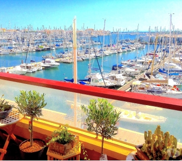 Photos Vivastreet Appartement TERRASSE vue d'exception CENTRE PORT CAP D'AGDE