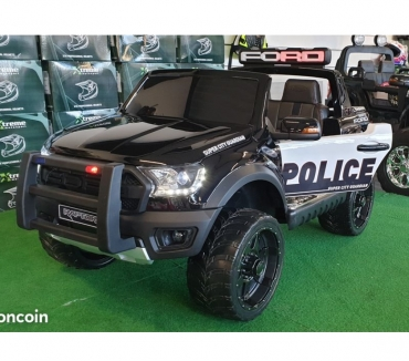 Photos Vivastreet Ford Ranger 4X4 Police Pack luxe 2 places