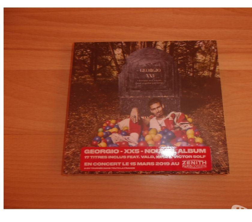 Photos Vivastreet CD XX5 de Georgio (Neuf)