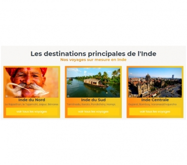 Photos Vivastreet Circuits et Voyages sur importance en Inde
