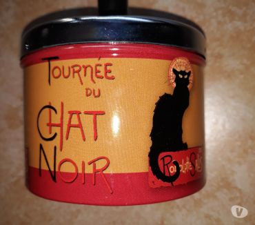 Photos Vivastreet Cendrier chat noir neuf
