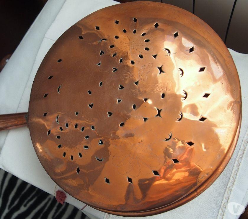 Photos Vivastreet Bassinoire cuivre chauffe lit