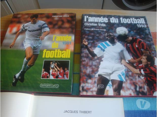 Photos Vivastreet divers livres sur le football