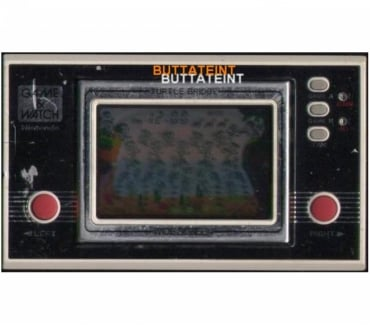 Photos Vivastreet LCD GAME & WATCH NINTENDO TL-28 SEUL - TURTLE BRIDGE
