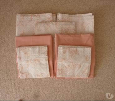 Photos Vivastreet Parure de de drap + draps housse 1 personne