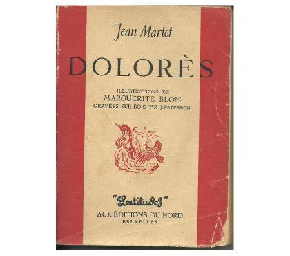 Photos Vivastreet DOLORES par Jean MARTET - Editions du Nord - 1945