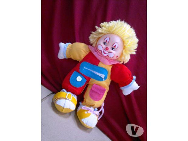 Photos Vivastreet Peluche clowm couleurs