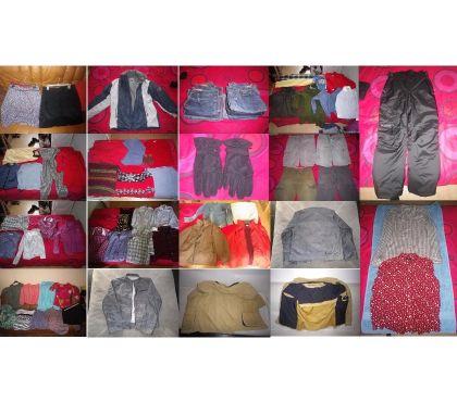 Photos Vivastreet Gros lot vêtements HommeFemme tailles S à XL TBE