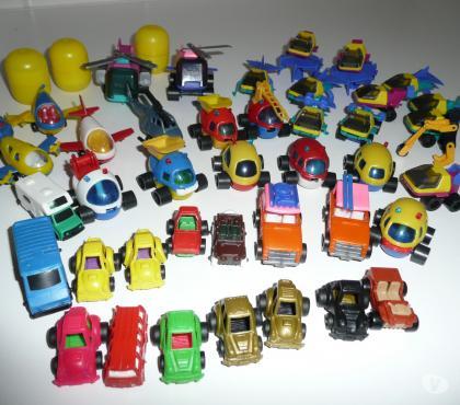 Photos Vivastreet Lot de jouets KINDER, NESQUICK