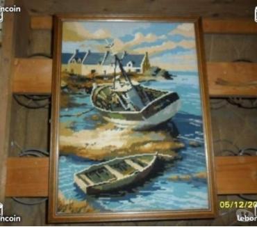 Photos Vivastreet canevas bateau