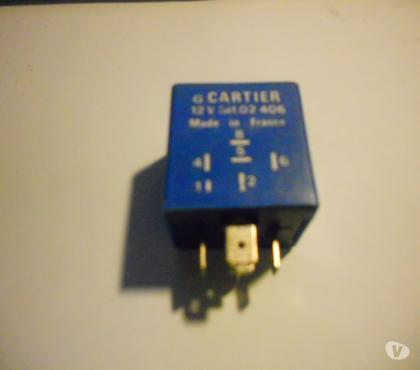 Photos Vivastreet Temporisateur relais CARTIER 02406 peugeot citroen