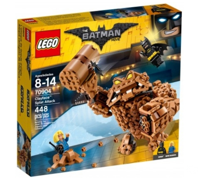 Photos Vivastreet LEGO L'attaque de Gueule d'argile 70904