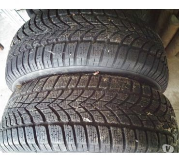 Photos Vivastreet Pneus neige 205.60.R16 Dunlop SP Winter sport 4D TTBE