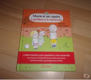 Photos Vivastreet Livre Moune et ses copains: la gentillesse et la méchanceté