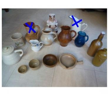 Photos Vivastreet vaisselle en grès, sous nappes Bulgomme - zoe