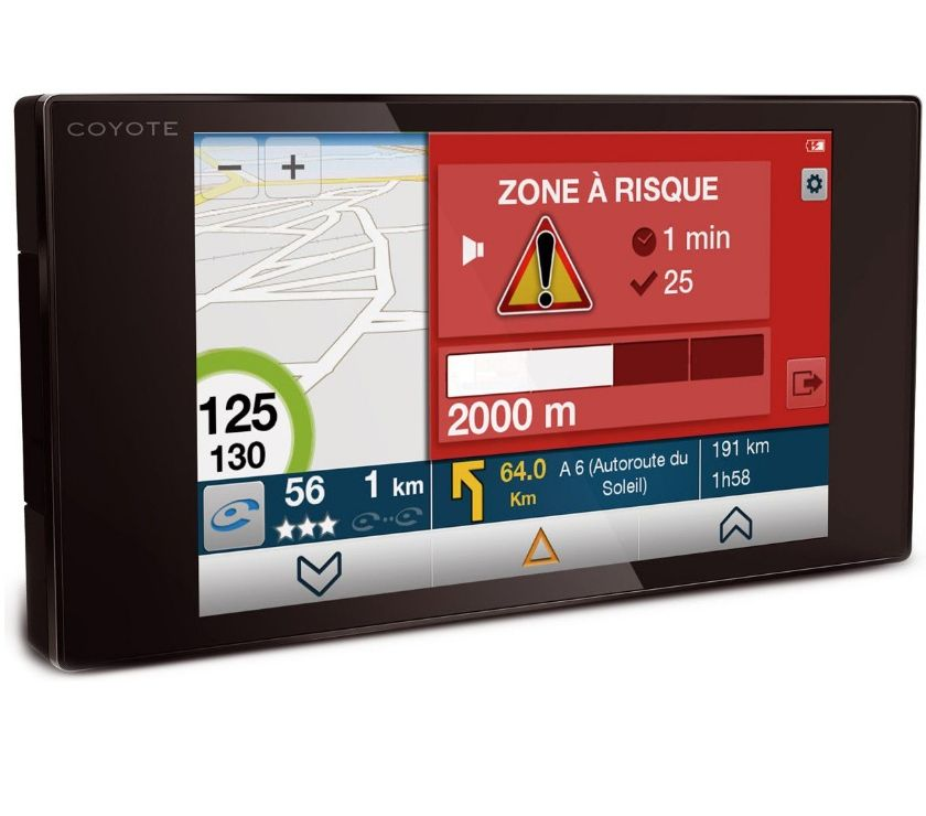 Photos Vivastreet Assistant de conduite GPS Coyote Nav