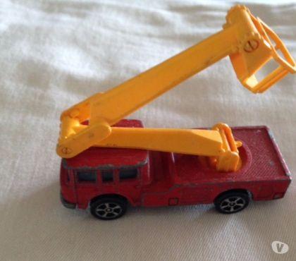 Photos Vivastreet Camion mini pompier GORGI