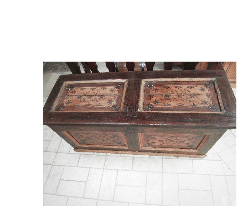 Ameublement & art de la table Bas-Rhin Diedendorf - 67260 - Photos Vivastreet coffre de mariage