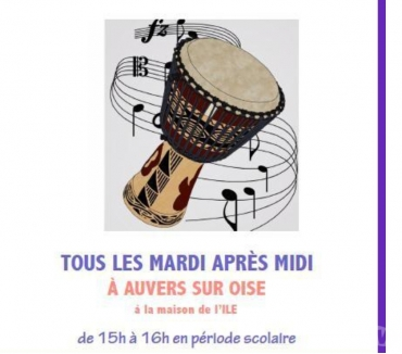 Photos Vivastreet cours de djembe à Auvers sur Oise 95