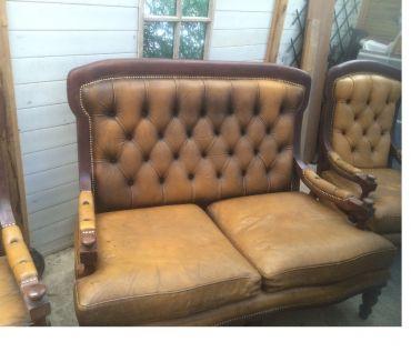 Photos Vivastreet banquette et fauteuil