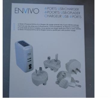Photos Vivastreet Chargeur USB 4 ports