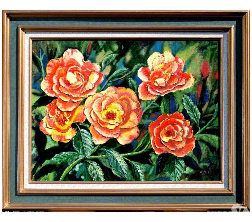Photos Vivastreet Bouquet de roses abricot.#Glotz 280€