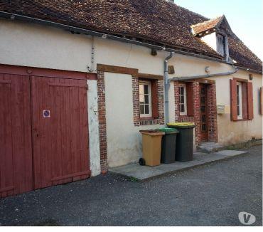 Photos Vivastreet Maison T1 Bis + Garage centre Brezolles 22 Km de DREUX