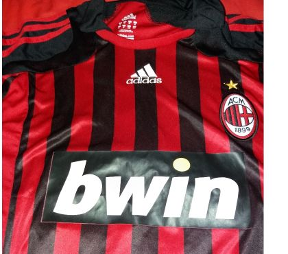 Photos Vivastreet Vends maillot de Milan AC kaka 22