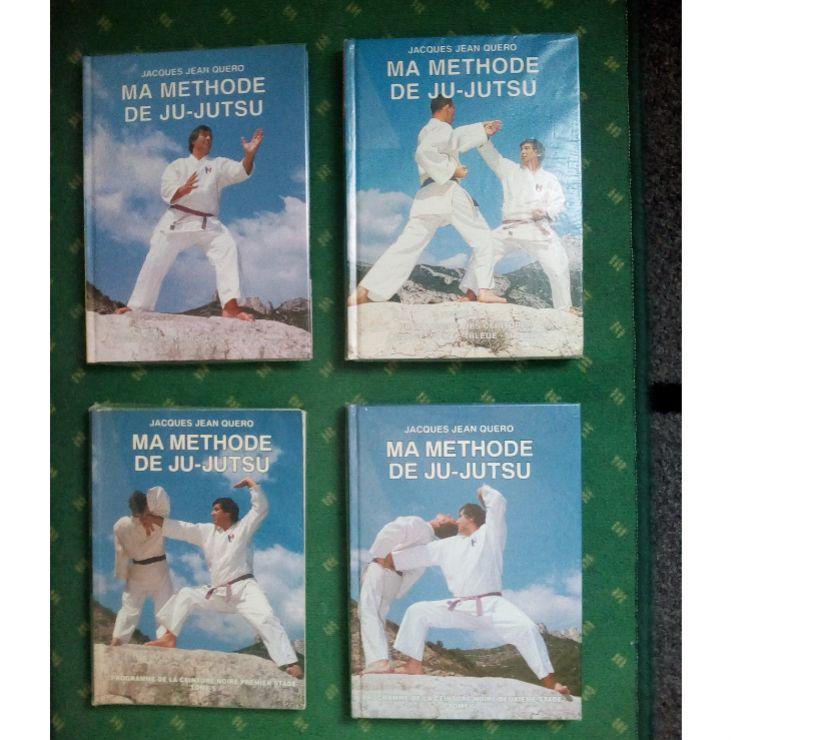 "Photos Vivastreet Livres = ""Ju-Jutsu Traditionnel Méthode Wa-Jutsu"" - Jjquero"