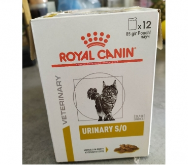 Photos Vivastreet pack Royal Canin Veterinary Diet Urinary SO pour chats