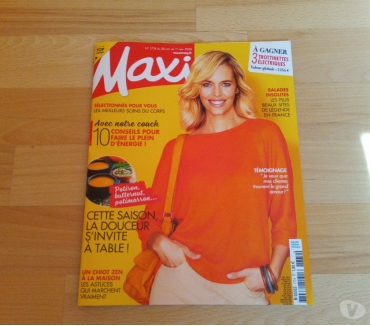 Photos Vivastreet Magazine Maxi Mag N° 1774 (Neuf)