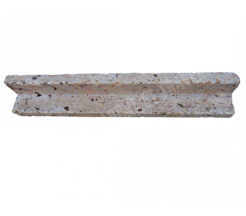 Var Forcalqueiret - 83136 - Photos Vivastreet Travertin Jaune Or Baguette D'angle 15x3 cm REF 1021