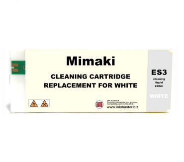 Photos Vivastreet Cartouche Compatible MIMAKI ES3 CLEANING WHITE