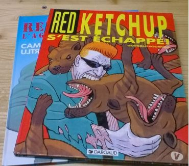 Photos Vivastreet Red ketchup
