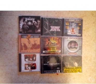 Photos Vivastreet Lot de 20 cd rap français