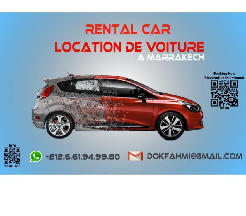 Location de voiture sur Marrakech Maroc a partir de 23euro - Paris 1er ardt - Bonjour, Dans notre entreprise, nous vous offrons les meilleures offres de location de voitures, vous pouvez compter sur nous pour profiter de votre commodité. Pour louer une voiture c'est très facile Nous vous amènerons la voiture gra - Paris 1er ardt