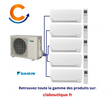 Photos Vivastreet Climatiseur Daikin inverter multi-split 5