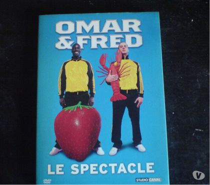Photos Vivastreet DVD OMAR ET FRED