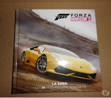 Photos Vivastreet Artbook Forza Horizon 2