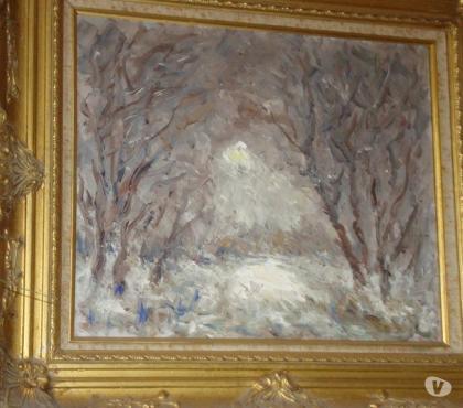 Photos Vivastreet Tableau peintre MOYROUD