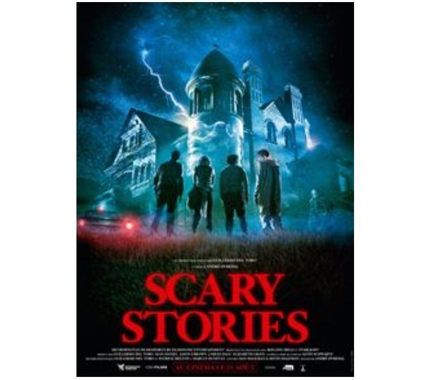 """Photos Vivastreet 2 places pour le film """"Scary stories"""""""