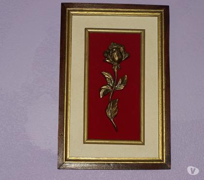 Photos Vivastreet ROSE en métal doré ,non ferreux