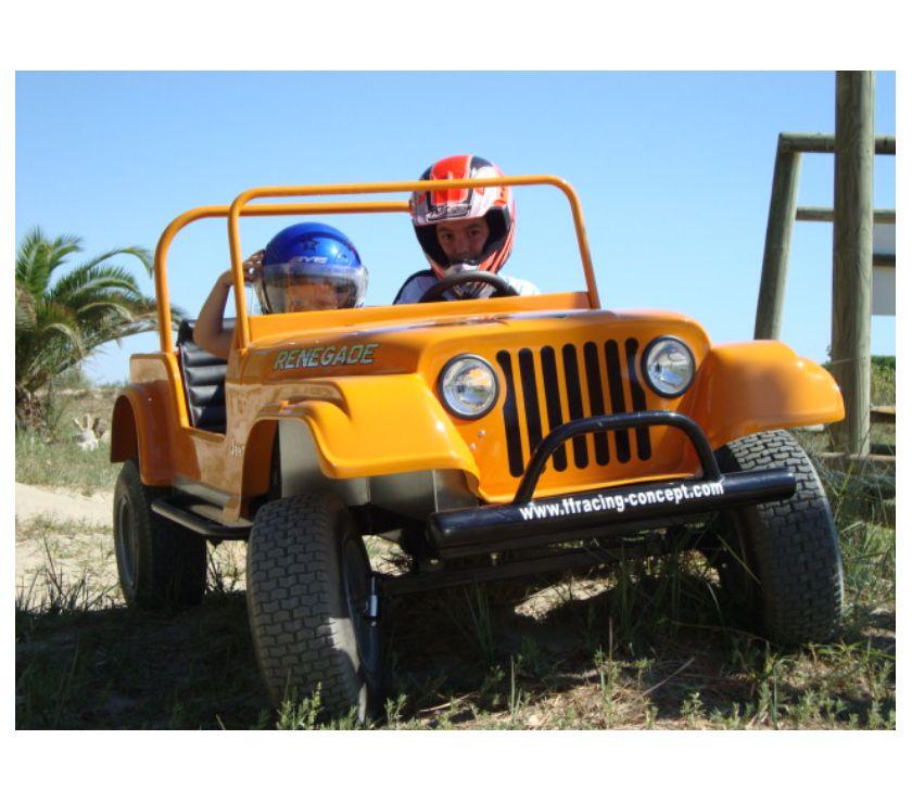 Photos Vivastreet Mini jeep voiture enfant buggy quad kart