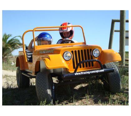 Photos Vivastreet Mini jeep voiture enfant quad kart