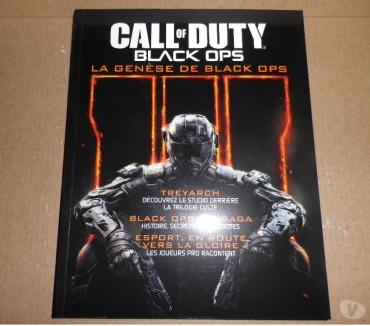 Photos Vivastreet Artbook Call of Duty Black OPS 3