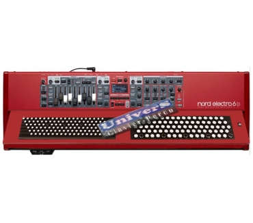 Photos Vivastreet NORD ELECTRO 6d - Clavier bouton accordéon